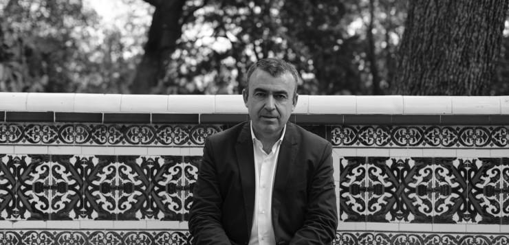 Lorenzo Silva: «Un escritor no puede crear más de tres historias de amor que merezcan la pena»