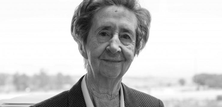 Margarita Salas: «Los políticos tienen que ponerse de acuerdo en un pacto por la ciencia»