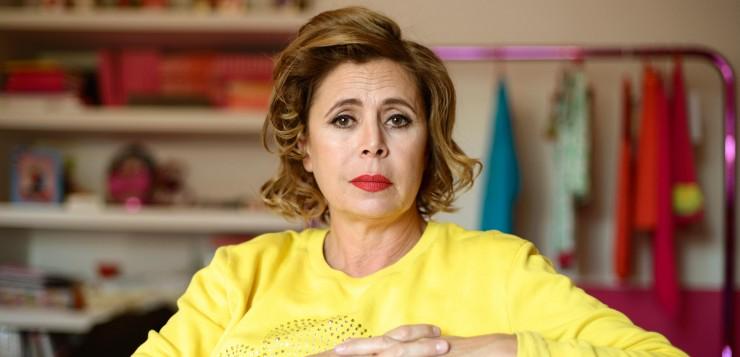 Ágatha Ruiz de la Prada: «Ahora en mi armario hay una esquinita que no existía hace unos años, la del negro»