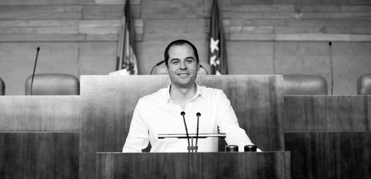 Ignacio Aguado: «Pienso más en los sueños que en los miedos»
