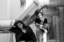 Adriana Davidova y Liberto Rabal