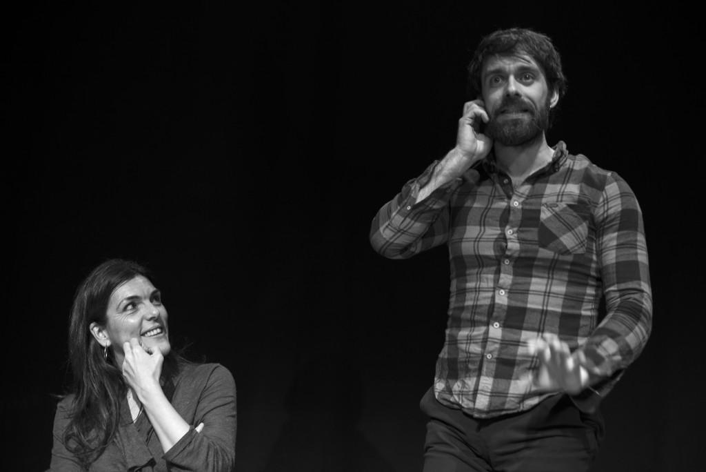 Alberto Amarilla y Mabel del Pozo
