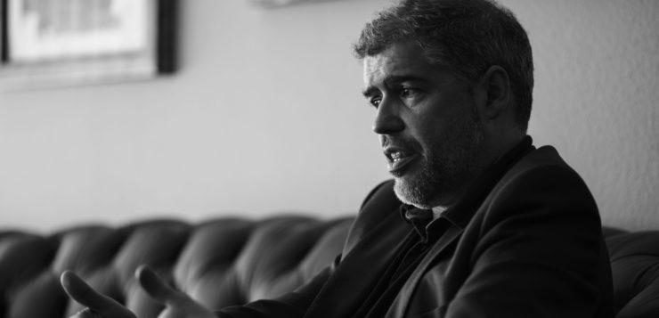 Unai Sordo: «Es más fácil romper un átomo que un prejuicio; en España los sindicatos son unos grandes incomprendidos»
