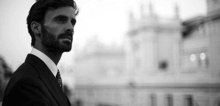 Enrique de Solís: «Si hay algo que me define es mi incoherencia programada»